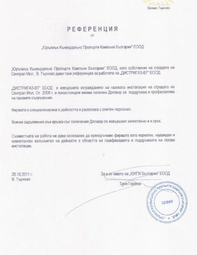 Централ МОЛ - гр. В. Търново